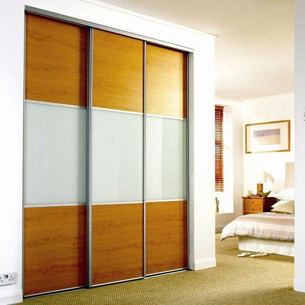 Двери на встроенный шкаф