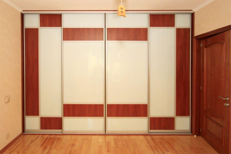 Встроенные шкафы-купе по индивидуальным размерам в москве.